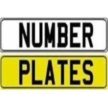 number-plate